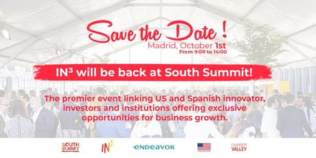 In3 will be back at South Summit! entradas