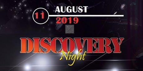 DISCOVERY NIGHT tickets