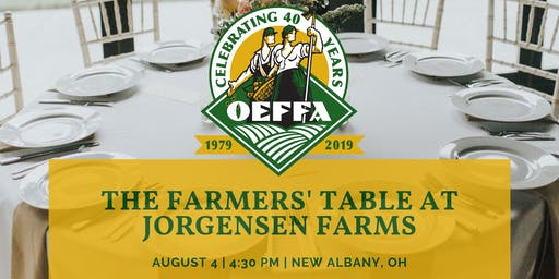 The Farmers' Table at Jorgensen Farms