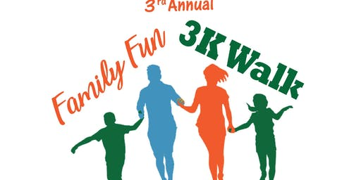 Family Fun 3K Walk