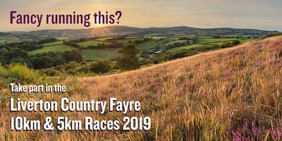Liverton Country Fayre 10km/5km Races 2019