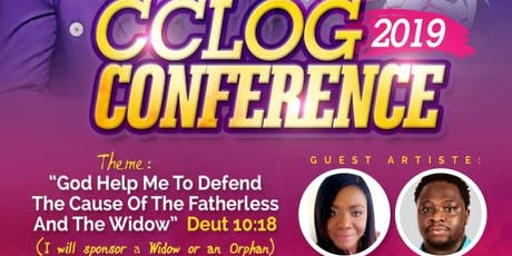 CCLOG Conference 2019 tickets
