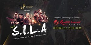 S.I.L.A. Saxophone Idols Live in Action 2019