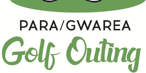 PARA/GWAREA Golf Outing 2019