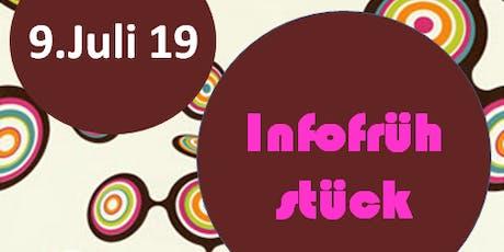 Infofrühstück mit Wüstenrose/Imma Tickets