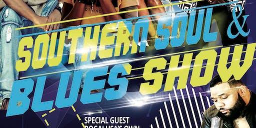 Southern Soul & Blues Show