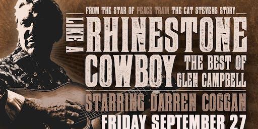 """Darren Coggan """"Like a Rhinestone Cowboy"""""""