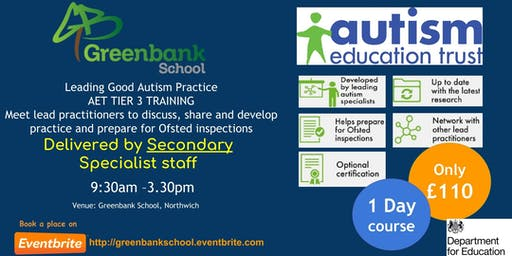 AET Secondary - Good Autism Practice Training