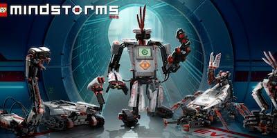 Coder Dojo Helmond #31 Lego Mindstorms - doe mee aan de eerste Robotwedstrijd!