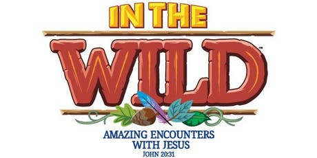 Vacation Bible School In the Wild 2019 tickets