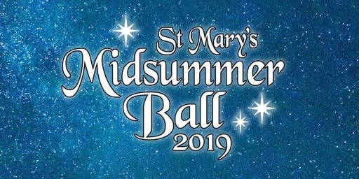St Mary's Midsummer Ball 2019