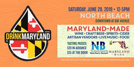 DrinkMaryland: North Beach tickets