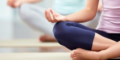 Gentle Yoga- Mondays