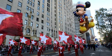 Macy's Thanksgiving Day Parade Viewing Brunch @ Jam's at 1 Hotel Central Park tickets
