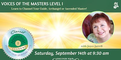Voices of the Masters: Level I Channel Certification