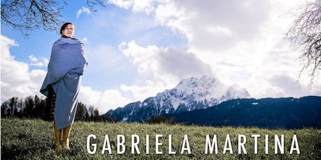Fundraising Concert for the album 'Homage to Grämlis' by Gabriela Martina - July 8th tickets