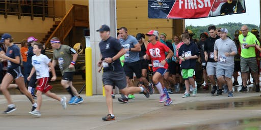 2019 Tunnel to Towers 5K Run & Walk -Cape Girardeau, MO