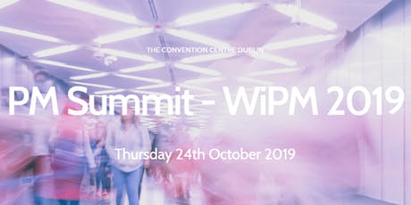 PM Summit - WiPM 2019 Sponsorship tickets