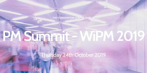PM Summit - WiPM 2019 Sponsorship