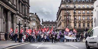 Glasgow Equal Pay Settlement Road Show