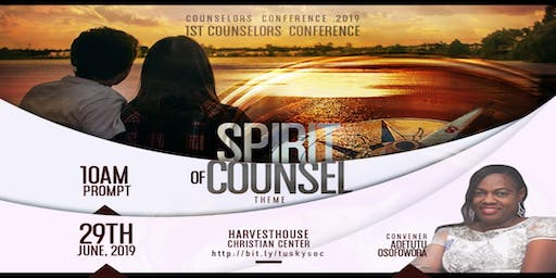 Spirit of Counsel ( A Counsellors Conference)