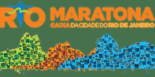 Venha para a Tenda da Pugliese Turismo na Maratona do Rio!