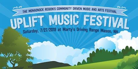 Uplift Music Festival tickets