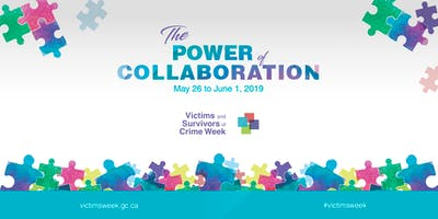 Victims and Survivors of Crime Week Special Event