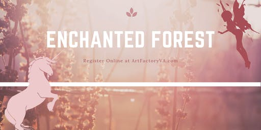 Summer Camp Session 2 Enchanted Forest *3 Half Day Afternoon Spots Left*