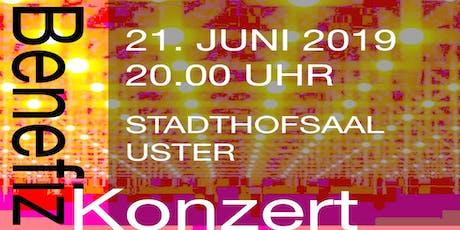 Benefizkonzert 2019 tickets