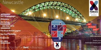 Self Employment Discovery: Newcastle