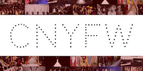 Central New York Fashion Week tickets