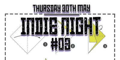 Indie Night #03 - The Hairy Dog
