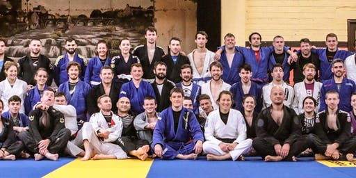Wild Atlantic Way BJJ Summer Camp 2019