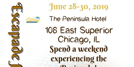 Escapade at the Peninsula for C-Suite Women (TM) tickets