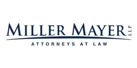 Rev Member Exclusive: Office Hours with Miller Mayer Law Firm tickets