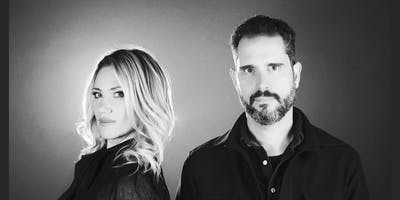 Charlie Hunter and Lucy Woodward