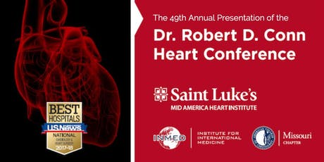 49th Annual Dr. Robert D. Conn Heart Conference tickets