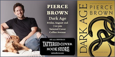 An Evening with Pierce Brown, Book Talk & Signing tickets