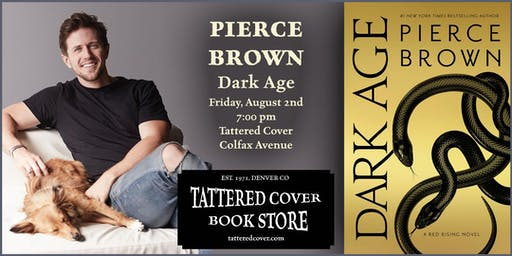 An Evening with Pierce Brown, Book Talk & Signing