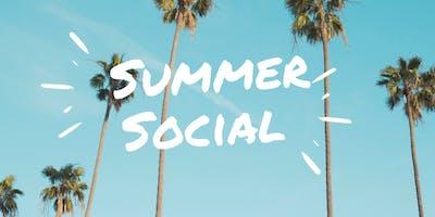 Ambassadors and AITs Summer Social