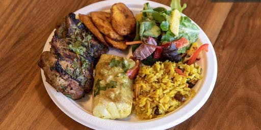 Cooking with Chef Eric Wells - Taste of the Caribbean