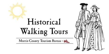 Morristown People & Places Walking Tour tickets