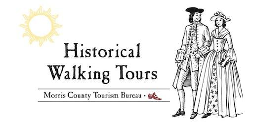 Morristown People & Places Walking Tour