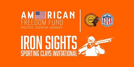 AFF 2nd Annual Iron Sights Sporting Clays Invitational tickets