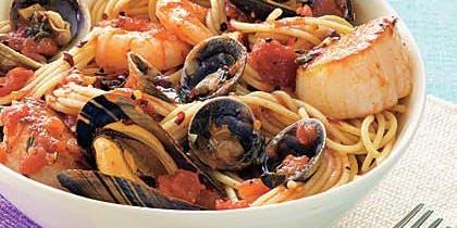 Cooking with Chef Eric Wells - Pasta, Pasta, Pasta