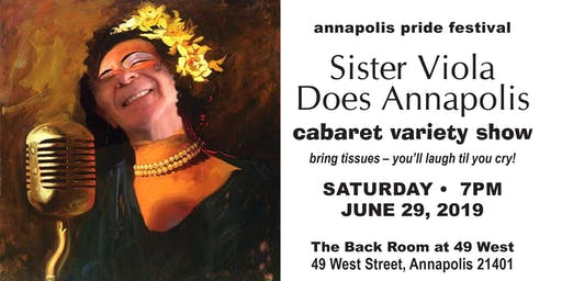 Sister Viola Does Annapolis
