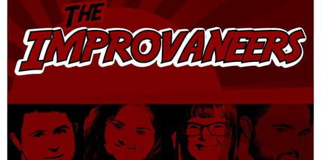The Improvaneers present...Not Your Average News Team! (PREVIEW NIGHT) tickets