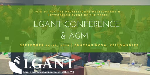 LGANT Professional Development Conference & AGM 2019
