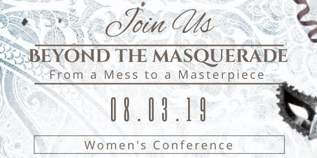 Beyond the Masquerade: From a Mess to a Masterpiece tickets